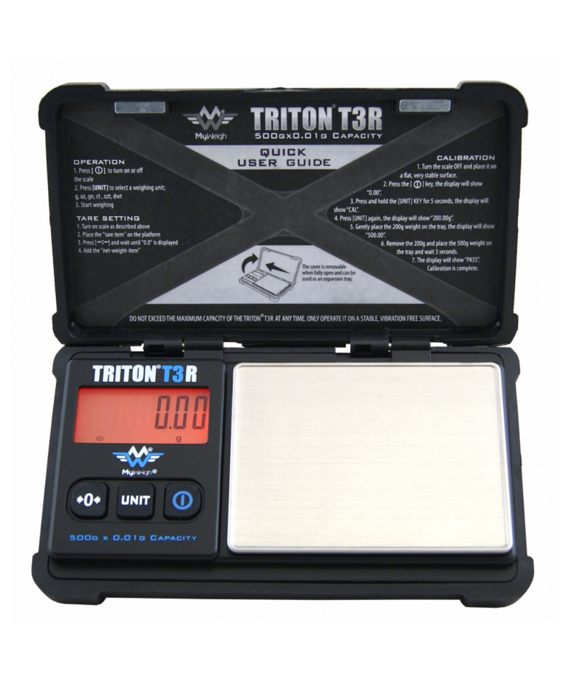 My Weigh Triton T3R Scale