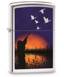 Zippo Duck Hunt Lighter