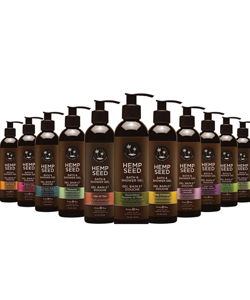 Earthly Body Hemp Seed Bath & Shower Gel