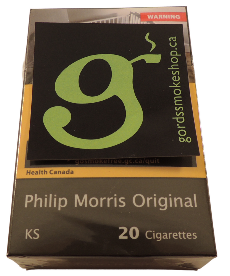 Philip Morris Original King Size 20