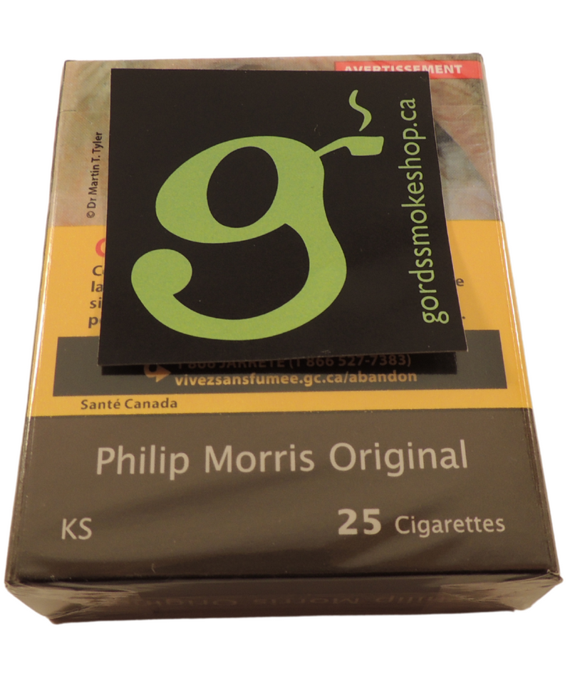Philip Morris Original King Size 25