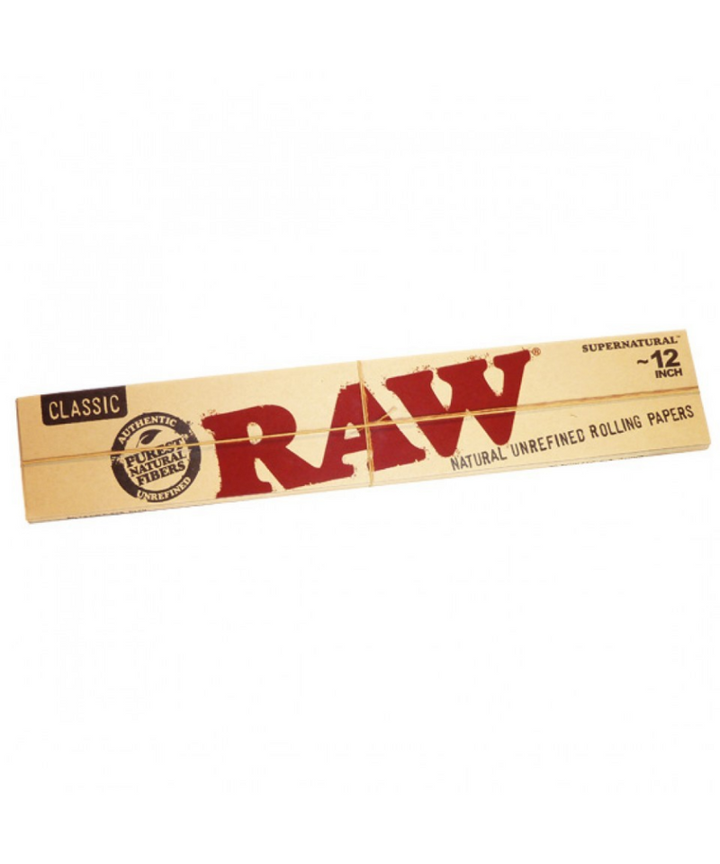 Raw 12 Inch Classic Papers