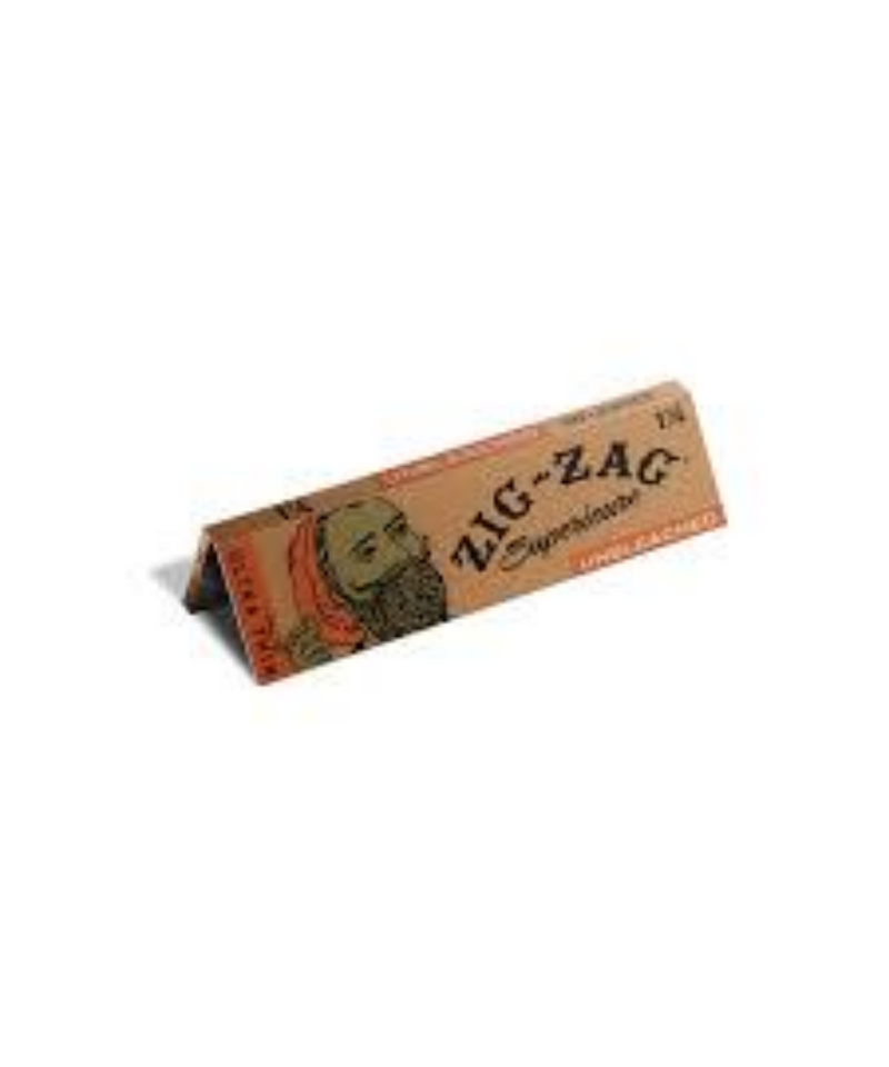Zig Zag 1 1/4 Unbleached Rolling Papers
