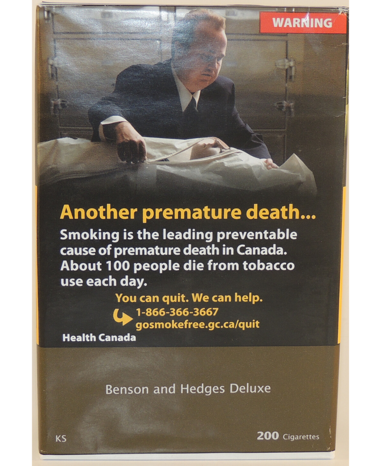 Benson And Hedges Deluxe King Size 20