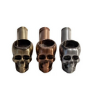 Skull Face Metal Pipes
