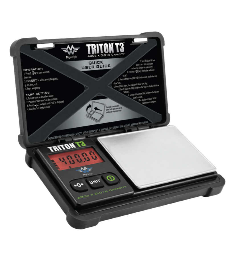 My Weigh Triton T3 Scale