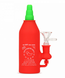 Chili Bottle Water Pipe