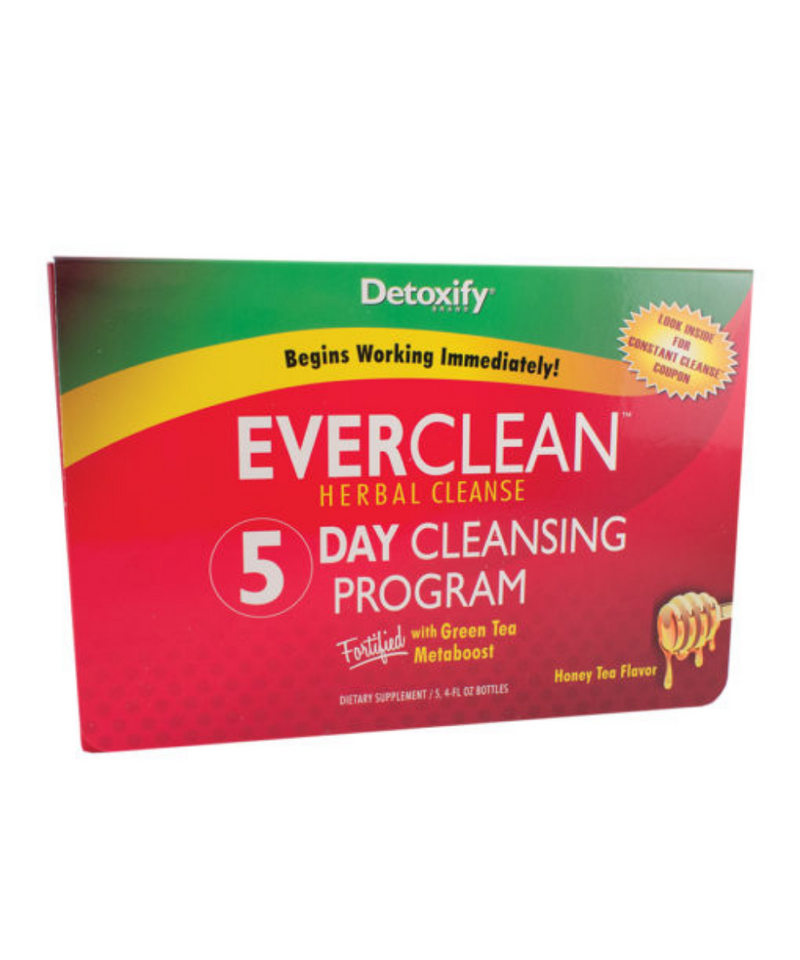 Detoxify Everclean 5 Day Cleansing Program