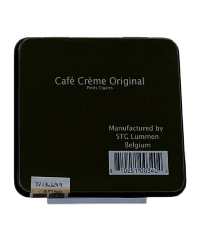 Cafe Creme Original Cigar 20 Pack
