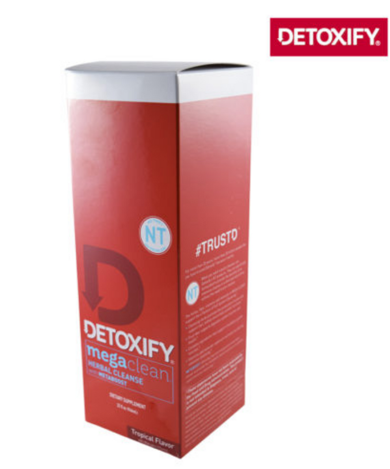 Detoxify Mega Clean With Metaboost