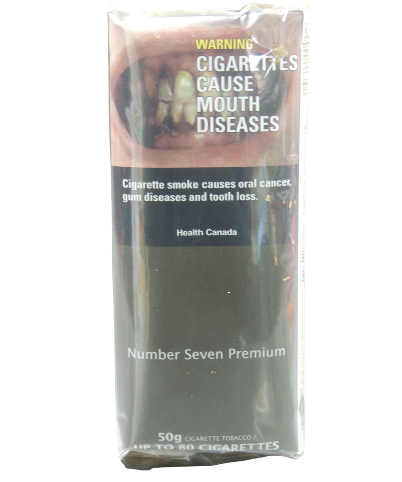 Number Seven Premium Rolling Tobacco 50g