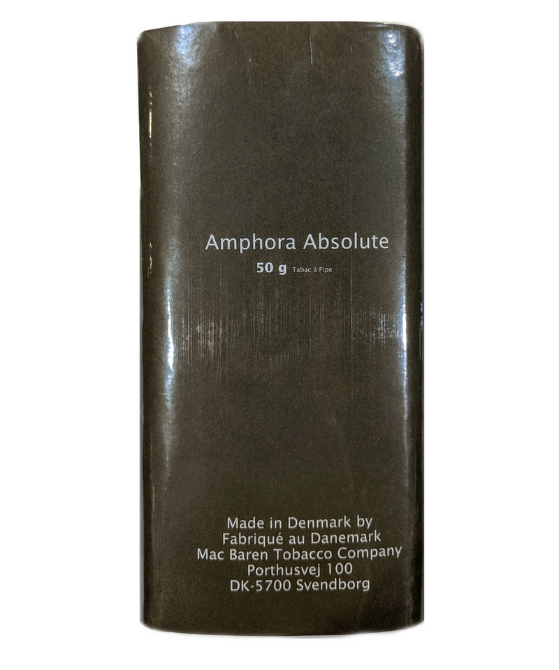 Amphora Absolute Pipe Tobacco 50g