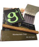 Montecristo Club 20 Pack