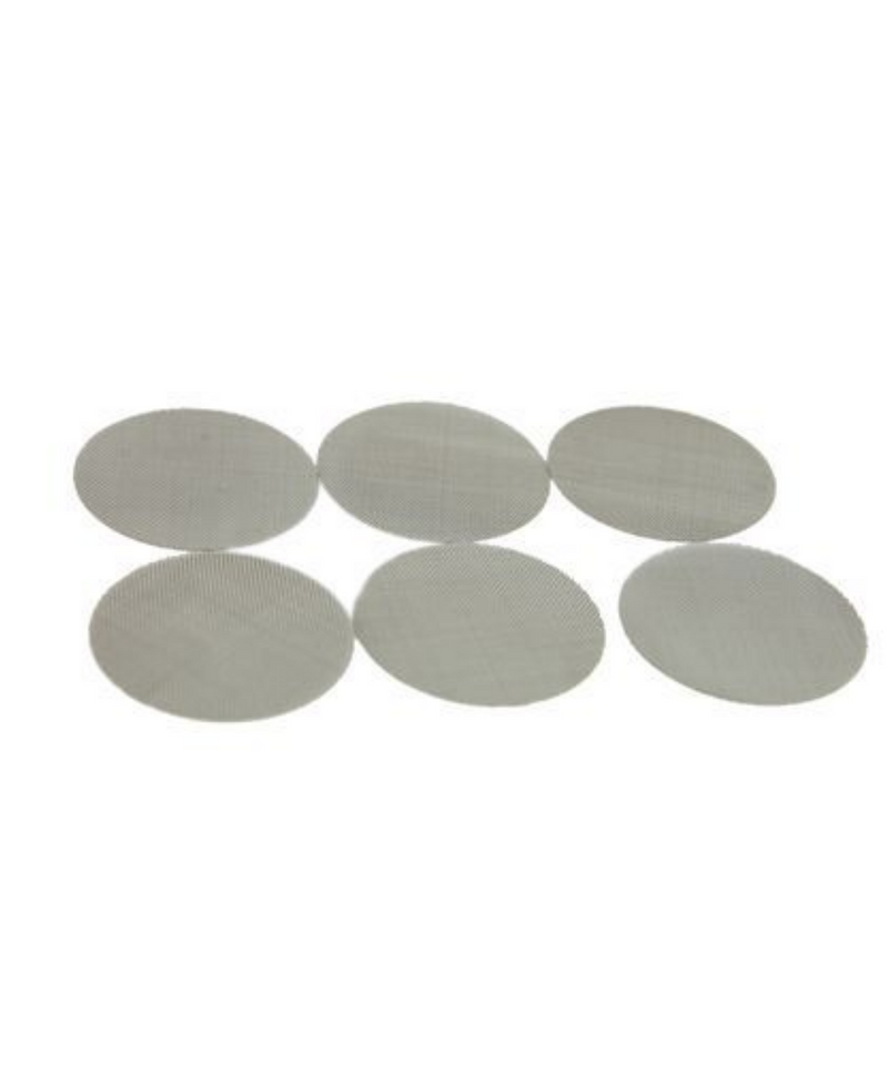 Volcano Solid Valve Fine Screen Replacement Set
