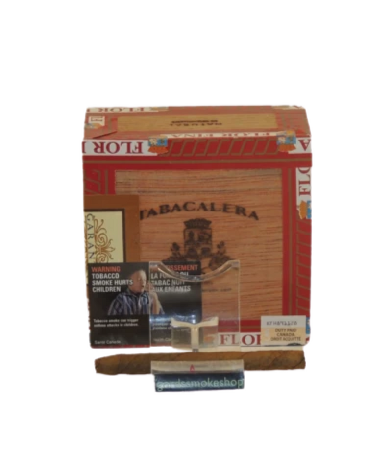 Tabacalera Natural Cigarillo