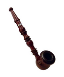 Shire Vase Bowl Rosewood Churchwarden Tobacco Pipe