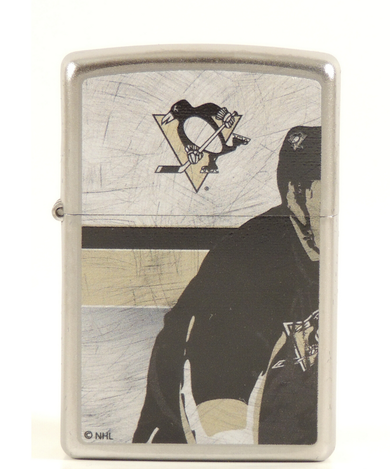 Zippo NHL Pittsburgh Penguins Lighter