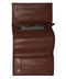 Brown Leatherette Tobacco Pouch