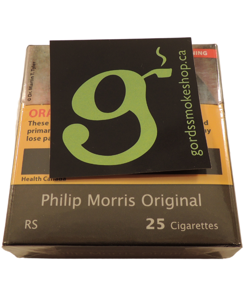 Philip Morris Original Regular 25