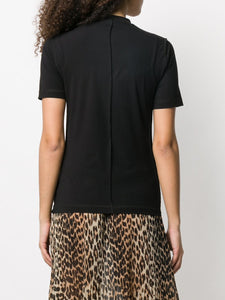 T-SHIRT LIGHT STRETCH JERSEY BLACK