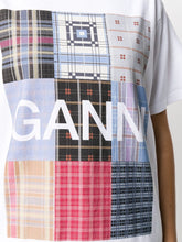Load image into Gallery viewer, TSHIRT BASIC COTTON PATCHWORK