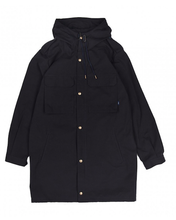 Load image into Gallery viewer, GERMAN PARKA DARK NAVY