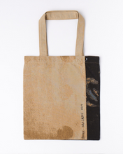 Load image into Gallery viewer, COTTON TOTE BAG X BUHLE NKALASHE