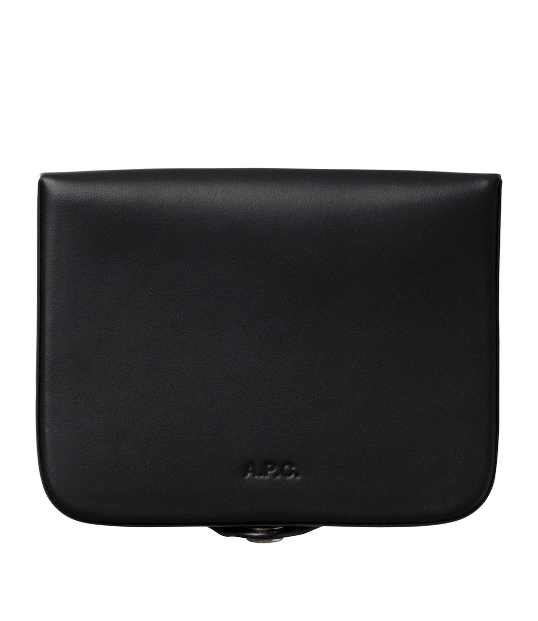JOSH COIN PURSE BLACK