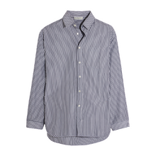 Load image into Gallery viewer, STRUCTURED STRIPED SHIRT