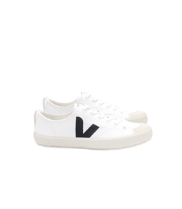 NOVA CANVAS WHITE BLACK WOMEN