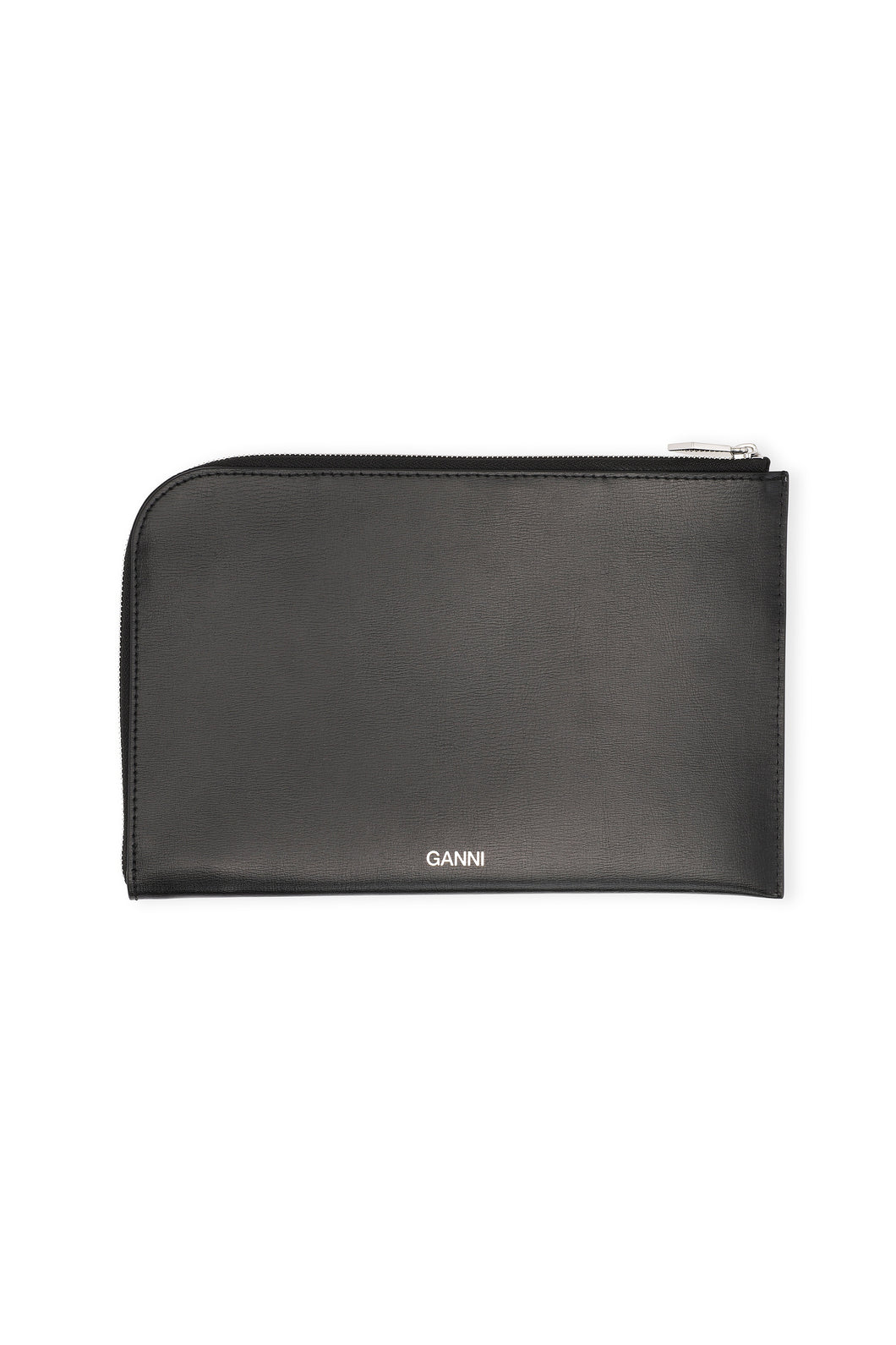 POUCH LEATHER BLACK