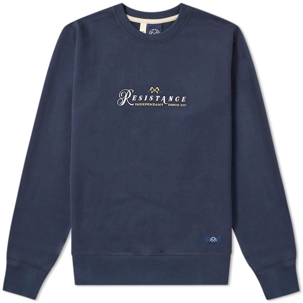 SWEAT RESISTANCE BLUE