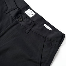 Load image into Gallery viewer, COTTON TWILL STRAIGHT LEG TROUSER
