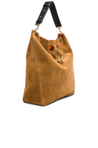 DESERT LARGE PIERCE HOBO