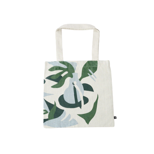 TOTE BAG FIELDS X KIM VAN VUUREN
