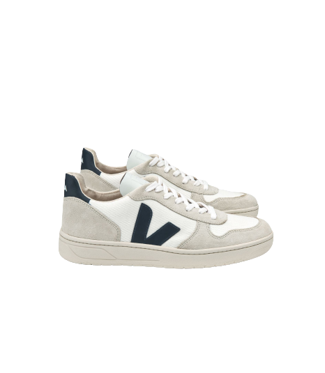 V-10 B-MESH WHITE NAUTICO MEN