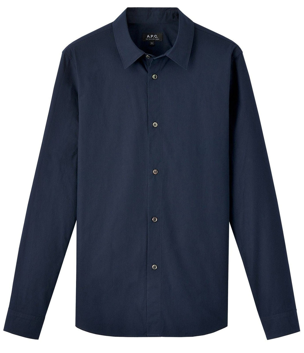 CASUSAL SHIRT NAVY