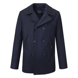 JACKET CABAN NAVY