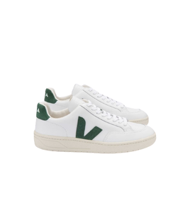 V-12 LEATHER EXTRA WHITE CYPRUS WOMEN