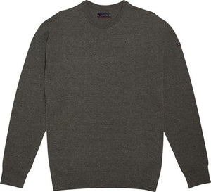 "KNITTED ""CARANTEC"" GREY"