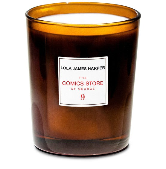 COMIC STORE CANDLE