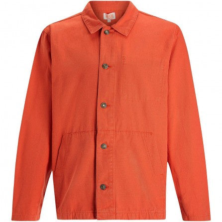 FISHERMAN'S JACKET ORANGE