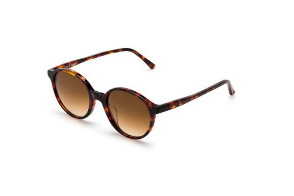 CAPRI TORTOISESHELL/GRADIENT BROWN 019
