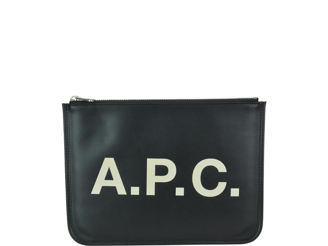 MORGAN CLUTCH BLACK