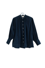 Load image into Gallery viewer, POTTER BLOUSE MIDNIGHT