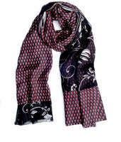 Amaya women's silk stole by ParekhBugbee