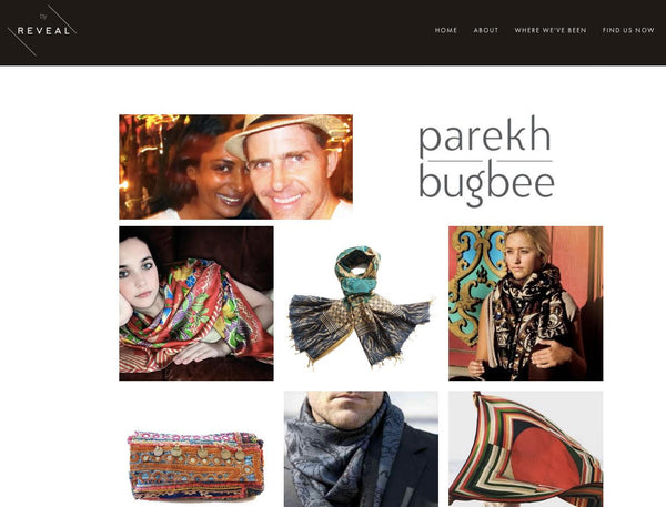 By Reveal - Micro Boutique featuring Parekh Bugbee