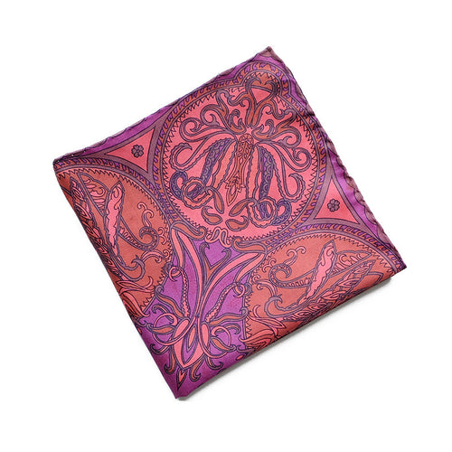 Standard Pocket Square - Parekh Bugbee