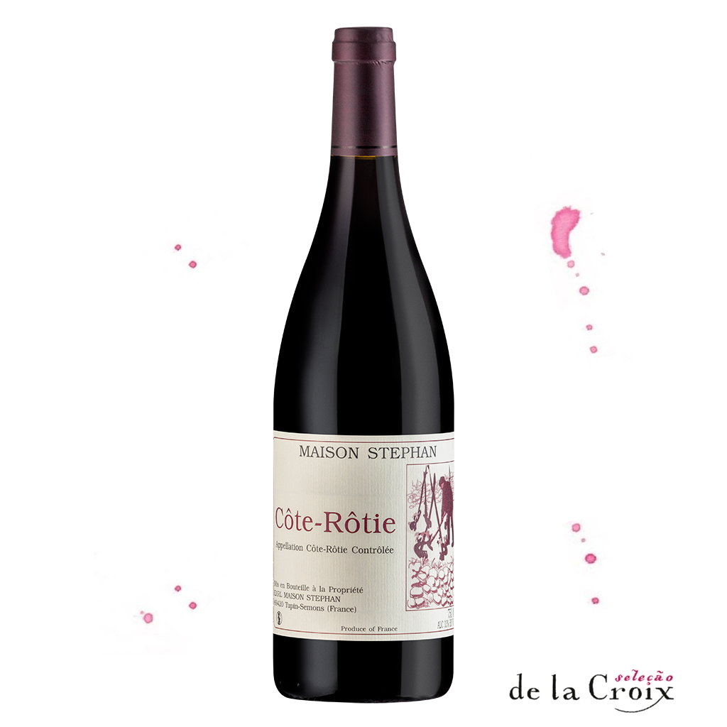 Côte Rotie So Bruna 2017, Jean-Michel Stephan - Rhône