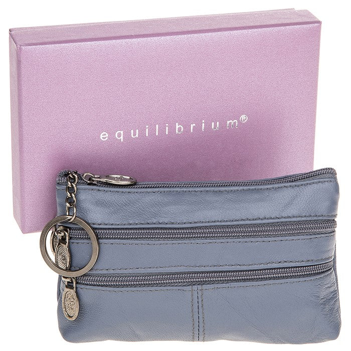 Equilibrium Leather Oblong Purse | GORGEOUS GEORGE
